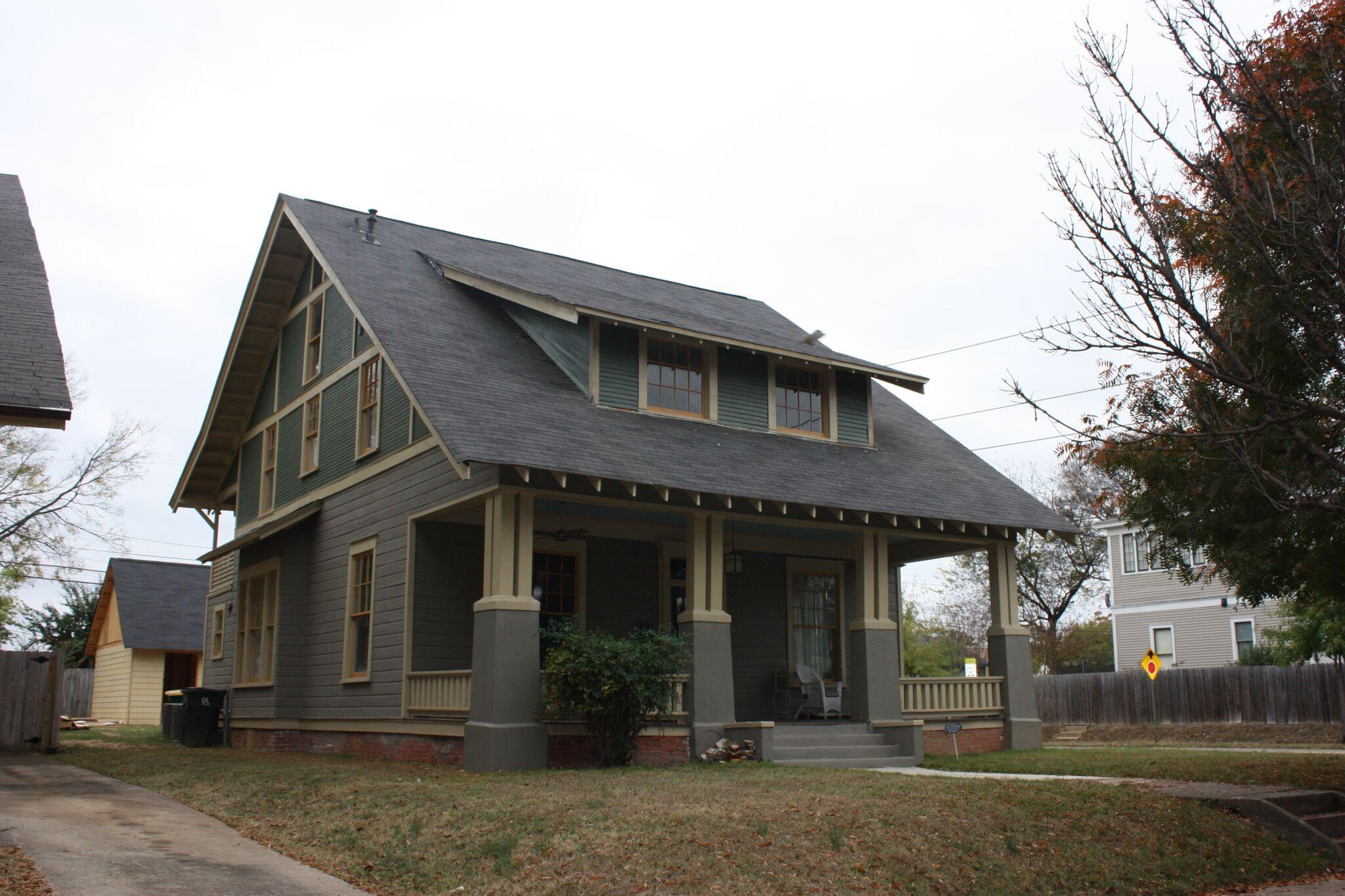 A house on the Quapaw Quarter Association 54th Spring Tour of Homes. Photo courtesy of QQA.