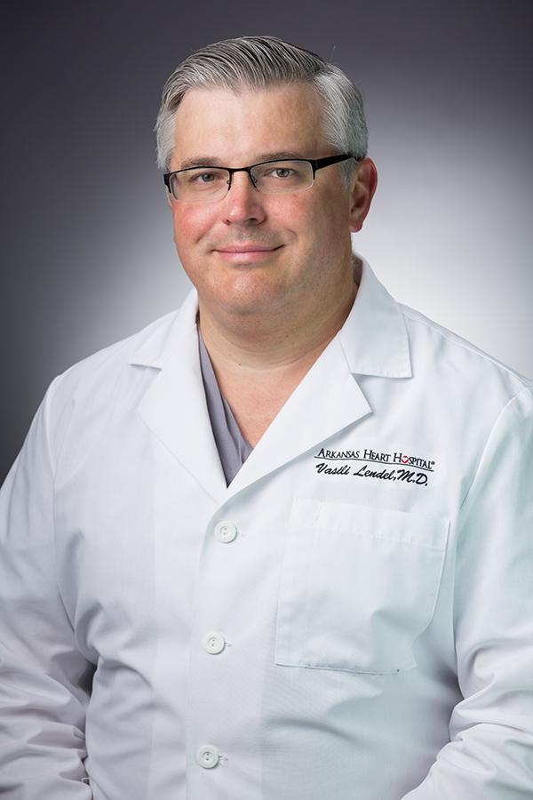 Dr. Vasili Lendel of Arkansas Heart Hospital discusses stroke awareness.
