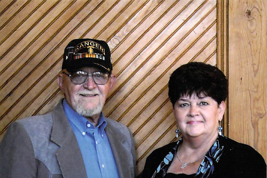 Ken and Denise Gheen have worked hard to help others fight chronic PTSD through nonprofits.