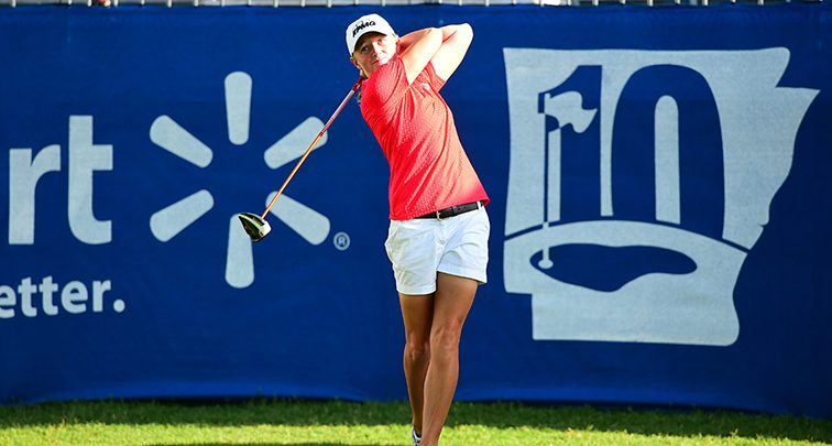 LPGA Tournament Features Current and Former Razorbacks