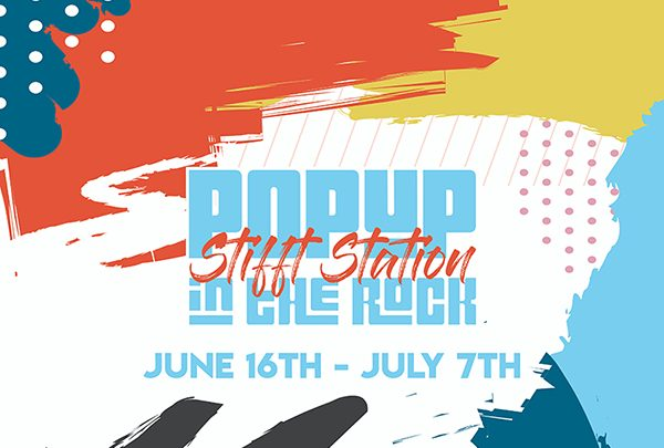 PopUp in the Rock: Stifft Station