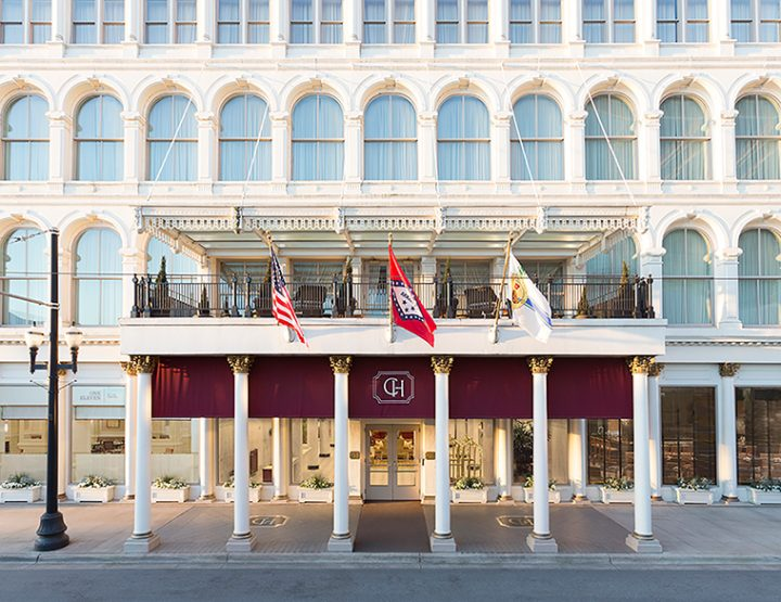 Capital Hotel Named Most Historic Hotel in Arkansas for a Timeless Getaway