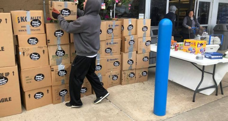 Fill-A-Truck Food Drive To Be Held Saturday