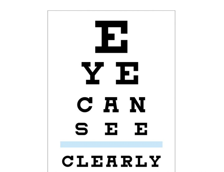Eye Can See Clearly Now