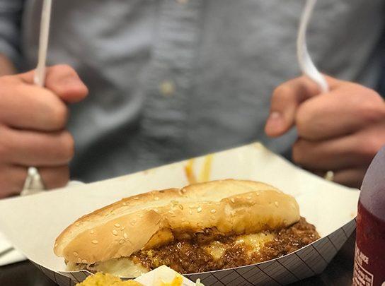 Lunching in Little Rock: Terri Lynn's BBQ & Delicatessen