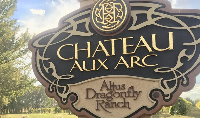 Chateau Aux Arc Founder has Big Plans for State's Grapes