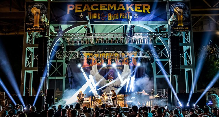 Live Music Lineup: Blues on the River, Peacemaker Festival and More