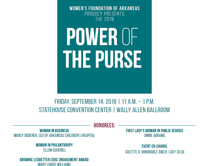 Power of the Purse 2018
