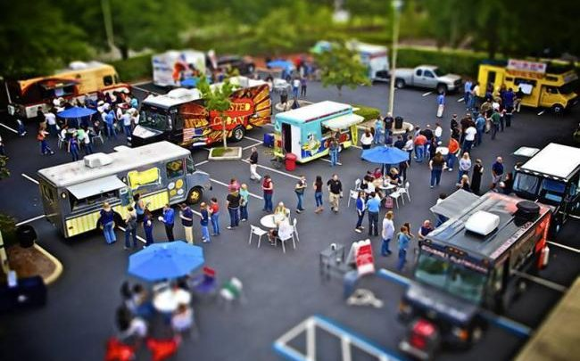 Food Truck Mondays Are Coming to Little Rock's East Village