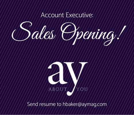 Account Executive: Sales Opening