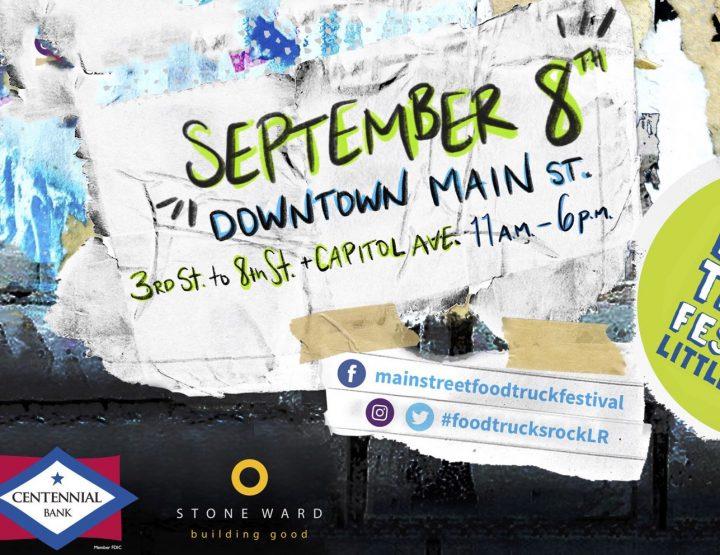 Main Street Food Truck Festival Returns September 8