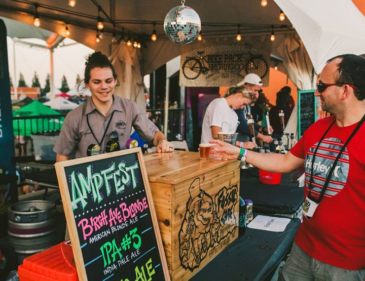 AMP Fest: An Evening of Music, Beer & Technology Activations