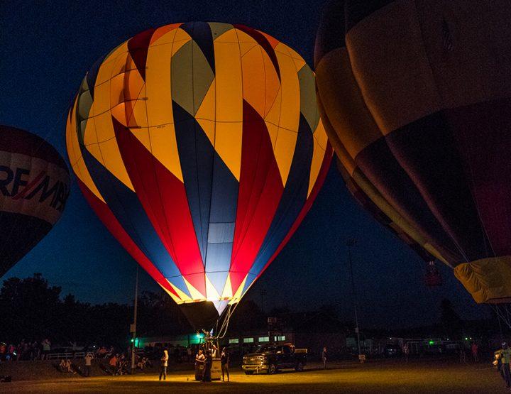 Harrison's Hot Air Balloon Festival
