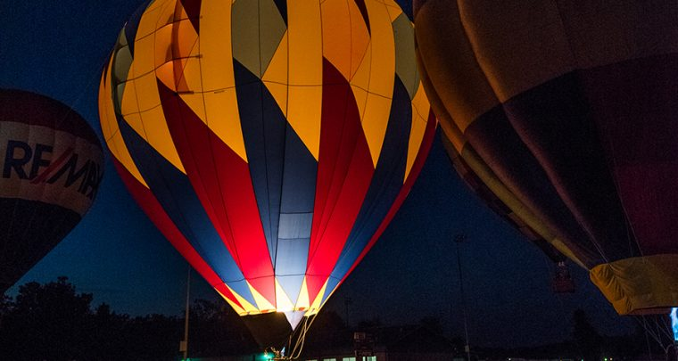 Harrison's Hot Air Balloon Festival