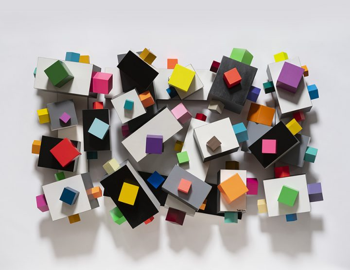Explore Todd Gray: Pop Geometry at the Fort Smith Regional Art Museum