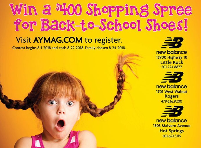 Win a $400 Shopping Spree From Tops Shoes