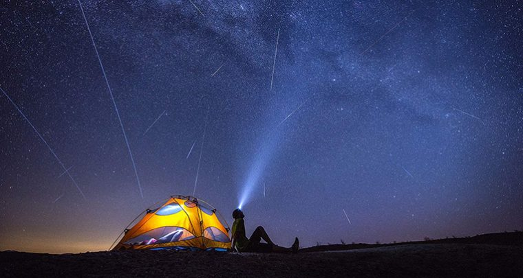 The Perseid Meteor Shower: A Sky Full of Ghosts