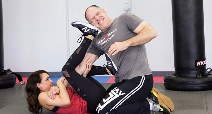 Lisa's Favorite Things: Self Defense with Krav Fit