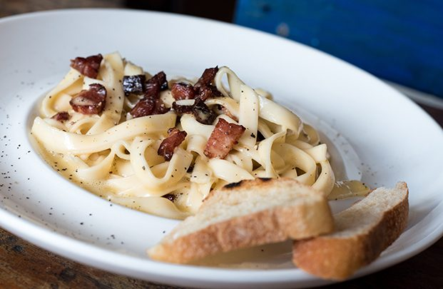 Quick, Easy and Delicious Spaghetti Carbonara