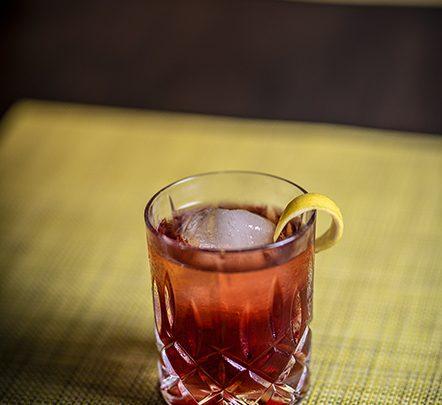Cache Cocktails: Vieux Carre