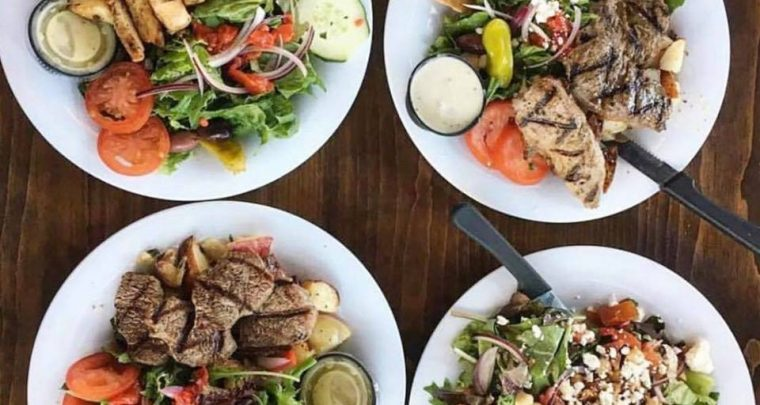 Taziki's Mediterranean Cafe Gives Back to Community