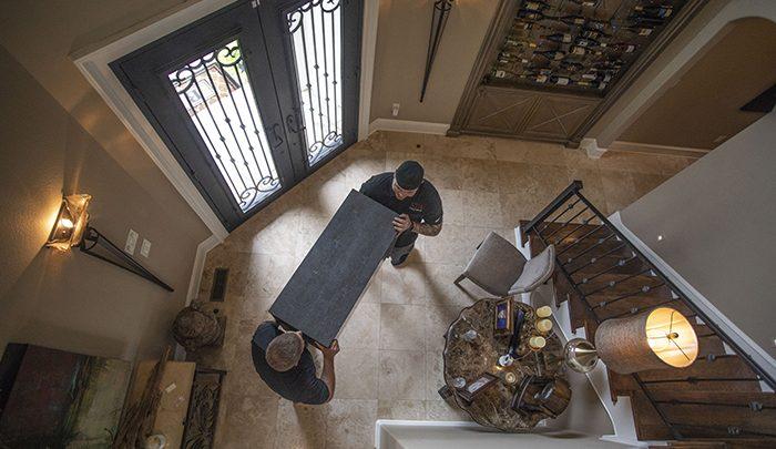 A Baker Home Makeover with Designer Larry West Jr.