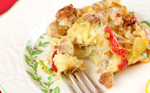 Recipe Monday: South-of-the-Border Breakfast Casserole