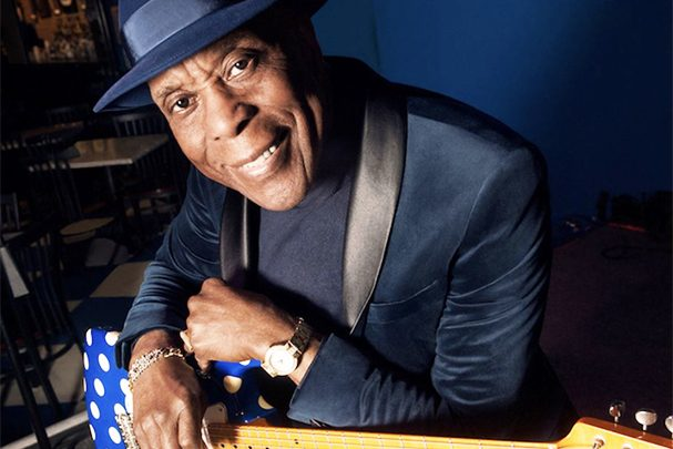Buddy Guy Performing Live at UCA on Sept. 20