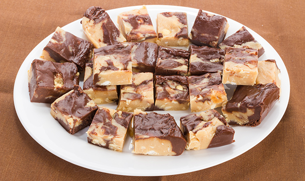 Recipe Monday: Chocolate Peanut Butter Squares