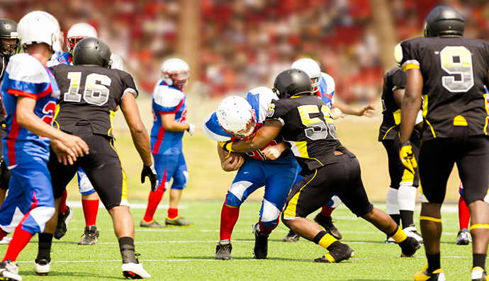 High School Football: Getting into the Competition
