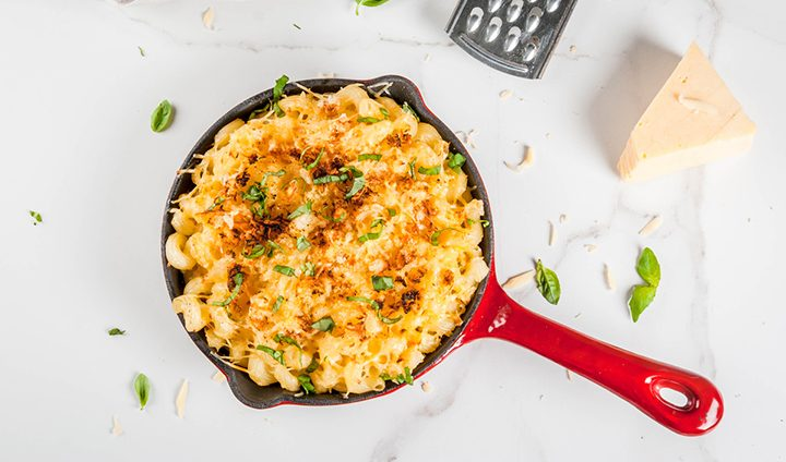Recipe Monday: Grown-Up Mac and Cheese