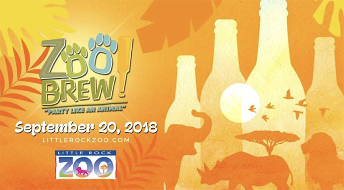 Zoo Brew: Party like an Animal to Support the Little Rock Zoo