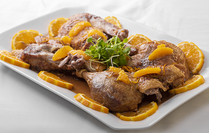 Duck Recipes - Canard A L'Orange - One Eleven