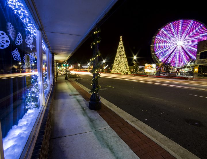 Central Arkansas Holiday Tradition Combines Commerce, Community
