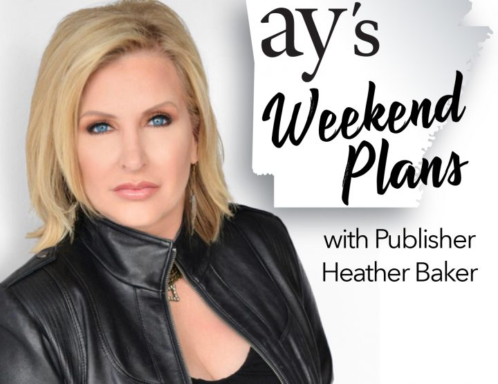 Heather Baker's Weekend Plans: Reindeer, Sugarplums and Santa