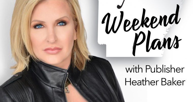 Heather Baker's Weekend Plans: Dance Harvest, Rugby and More