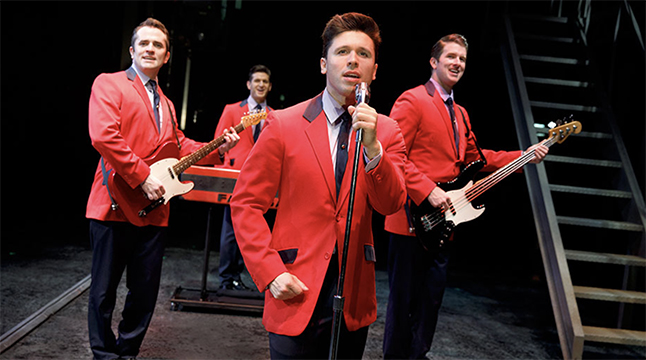 Jersey Boys Returning to Little Rock