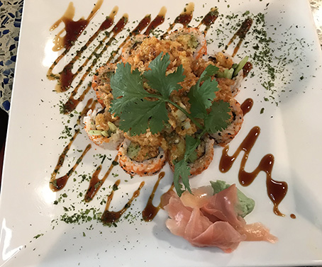 Chow Down on Delicious Sushi at Sky Modern Japanese Restaurant