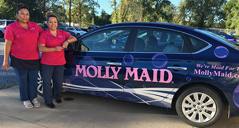 Maid in Little Rock: Molly Maid Cleans Up