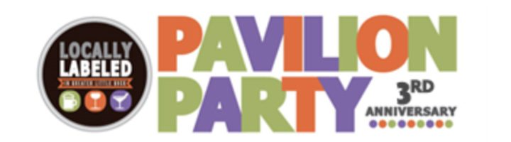 Locally Labeled Pavilion Party Returning in October