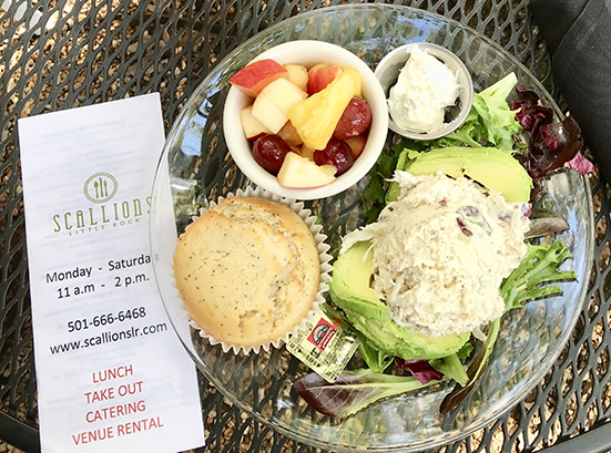 Scallions: Serving Delicious Lunches in Little Rock for 3 Decades