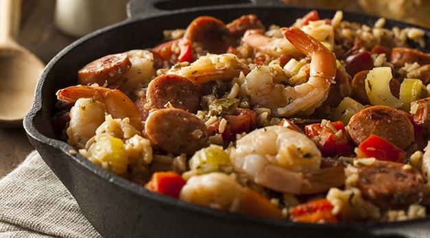 Recipe Monday: Shrimp Creole