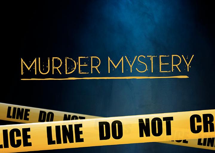 Murder Mystery: Murder in a Quiet Place, Part 1