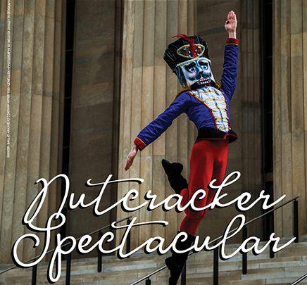 Ballet Arkansas Presents 40th Anniversary Nutcracker Spectacular