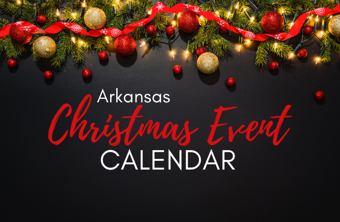 Arkansas Christmas Event Calendar