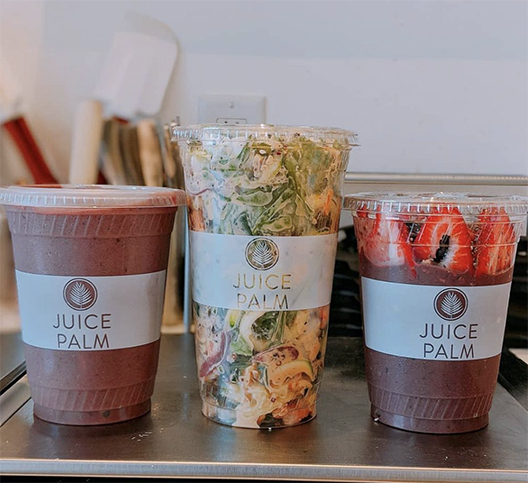 Organic Cafe Juice Palm Opening New Location Nov. 23