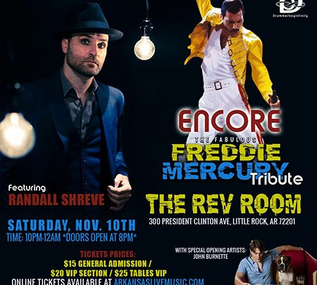 Live Music Lineup: Freddie Mercury Tribute, Nikki Hill and More