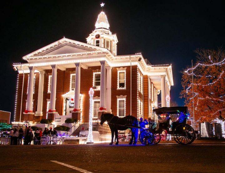Christmas For Arkansas Travelers