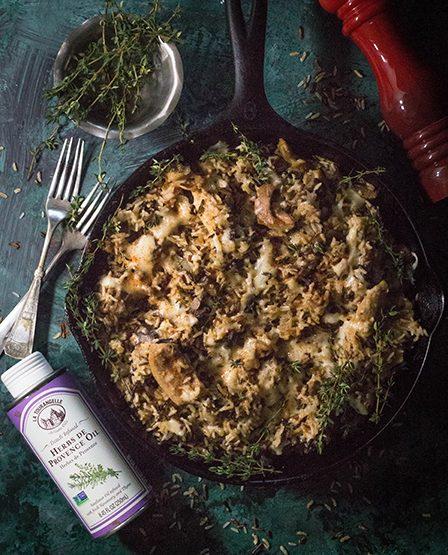 Ritika on the Rock: Wild Rice and Chicken Casserole