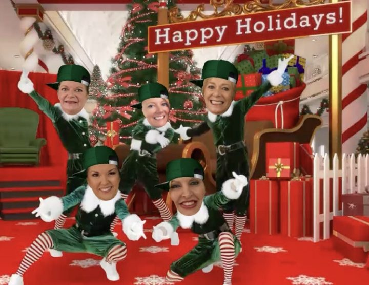Happy Holidays from the AY Sales Elves